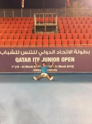 Антъни Генов се класира на втори пореден ITF финал!